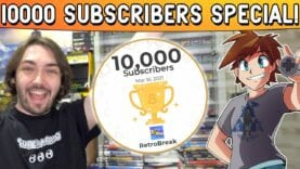 10000 Subscribers! – 14 Years Of Youtube + Future Plans!