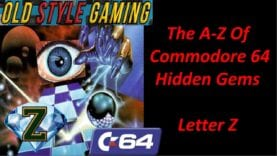 A-Z Of Commodore 64 Hidden Gems – Letter Z