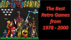 The Best Retro Video Games Ever (1978 – 2000 )