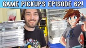 Video Game Pickups #62 – Retro and Switch Games!